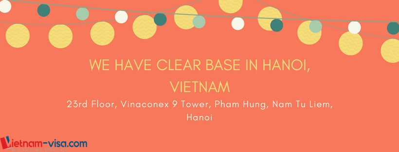 Vietnam-visa.com has clear base in Hanoi, Vietnam