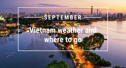 Vietnam weather in September and where to go