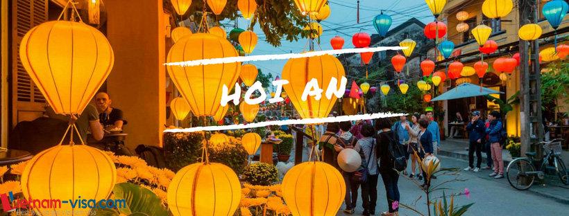 Hoi An - an ideal destination for a Vietnam trip 2018 - Vietnam visa for Australians