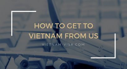 How to get to Vietnam from US