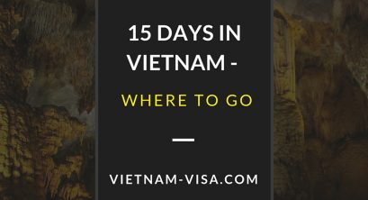 15 days in Vietnam – Where to go