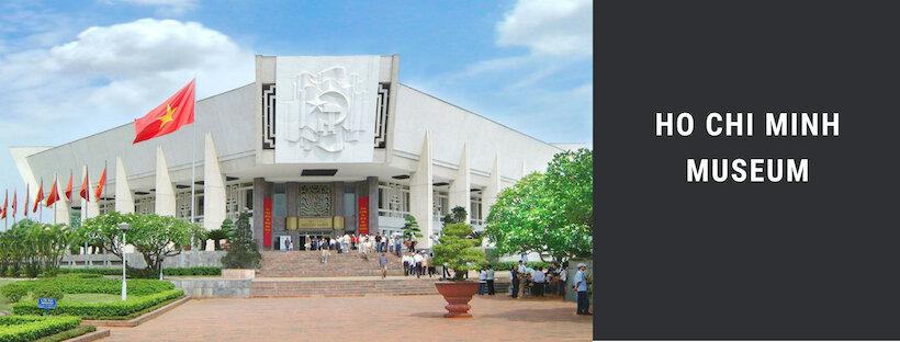 Ho Chi Minh Museum - Hanoi - Vietnam visa online