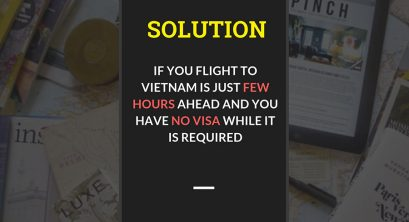 Major urgent case successfully settled by Vietnam-visa.com