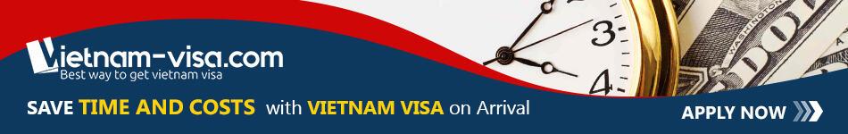 Vietnam visa with Vietnam-visa.com