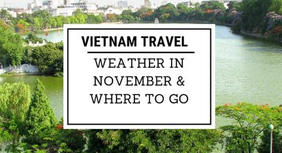 Vietnam weather in November – Where to go