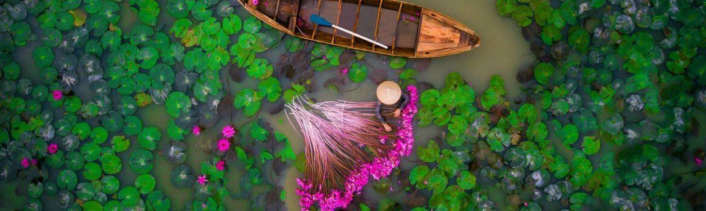 Mekong Delta in Vietnam - Vietnam visa