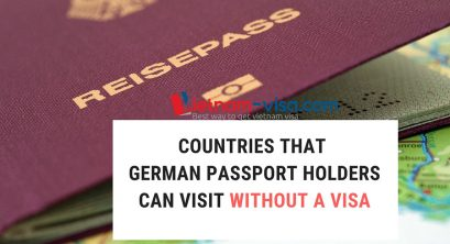 Which countries German passport holders can visit without a visa