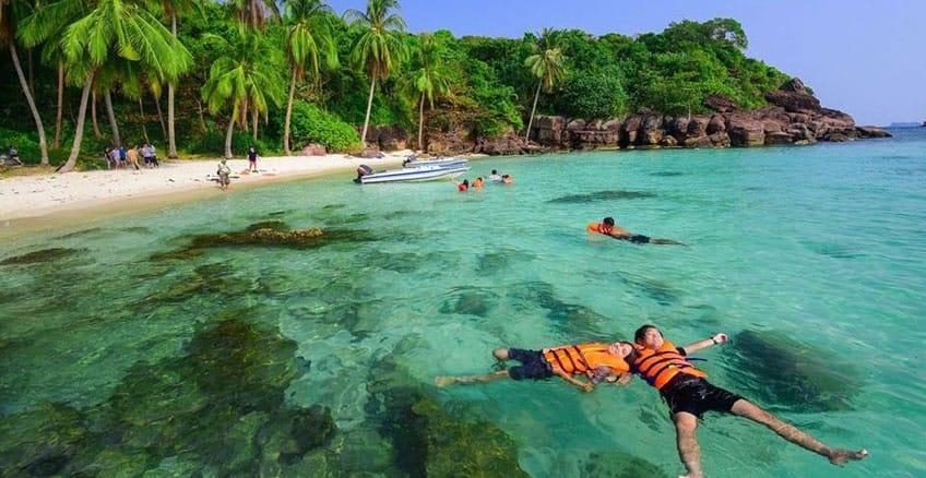 Phu Quoc island best beach