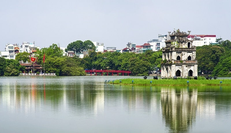 河內-越南的首都