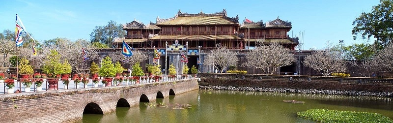 Hue - the ancient city of Vietnam - get a visa for Vietnam