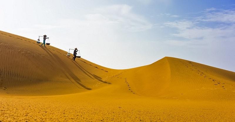 M美奈沙丘-越南的絕佳目的地-申請越南簽證