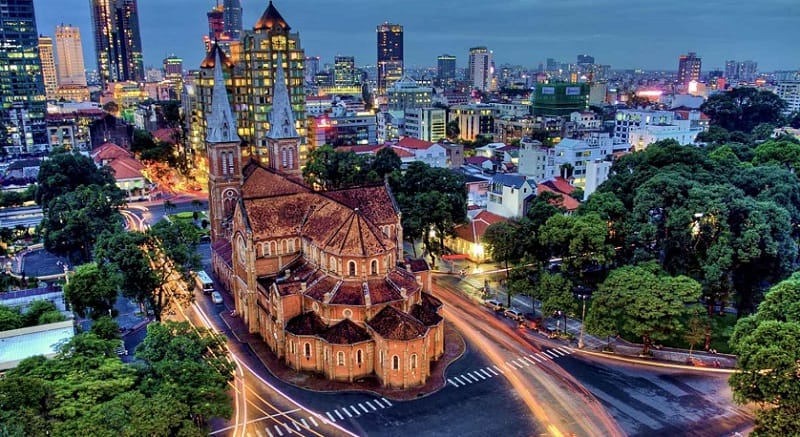 Ho Chi Minh city - the second heart and soul of Vietnam - Get vietnam visa