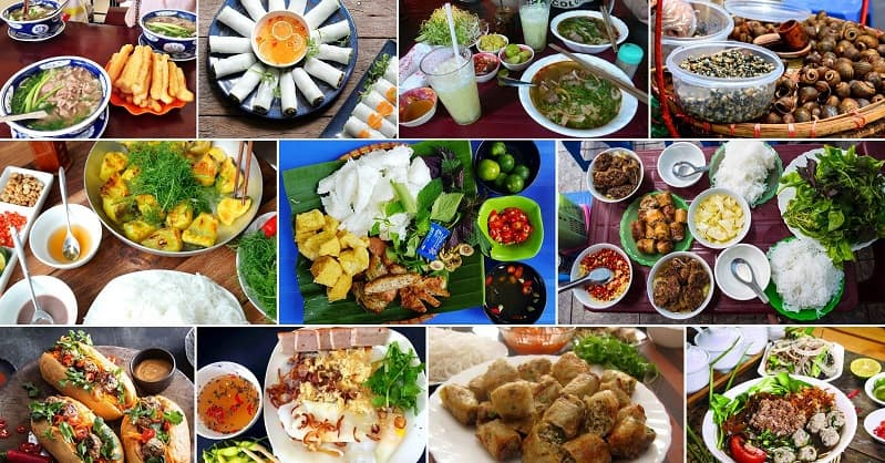 Vietnam is really a food paradise - Vietnam visa online