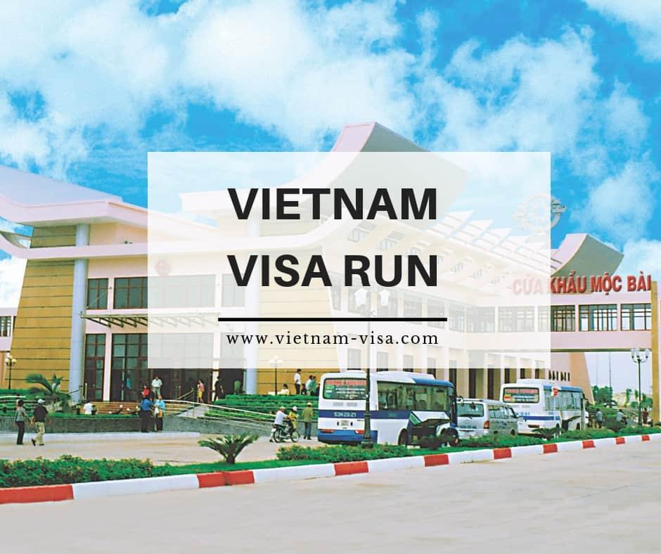 Vietnam visa run – everything you need to know
