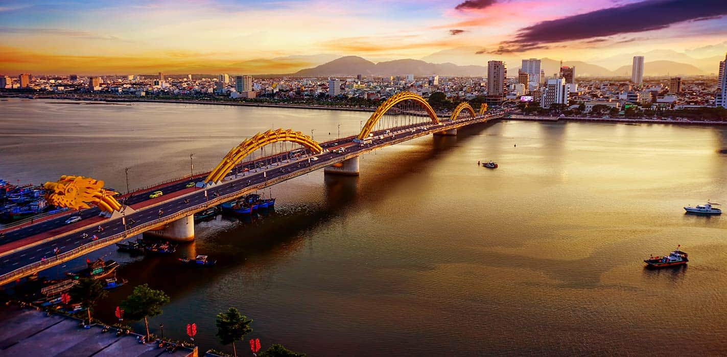 Da Nang - Best places to retire in Vietnam