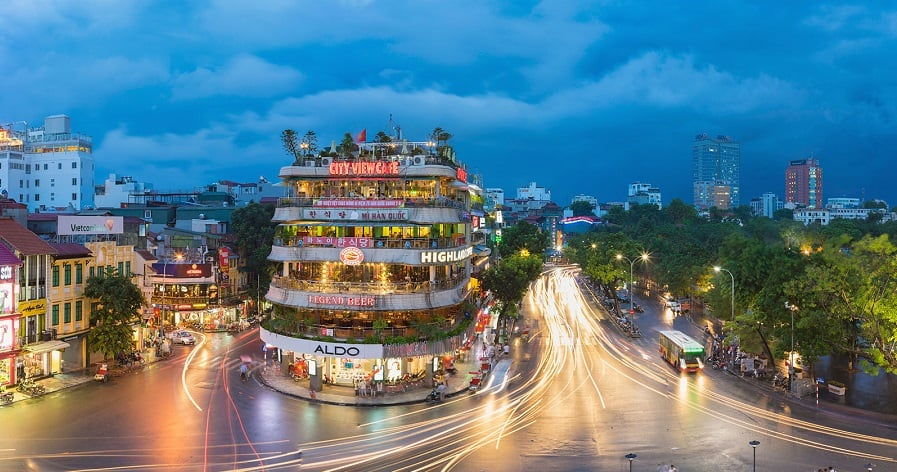 Hanoi - An attractive place to live in Vietnam for foreigners