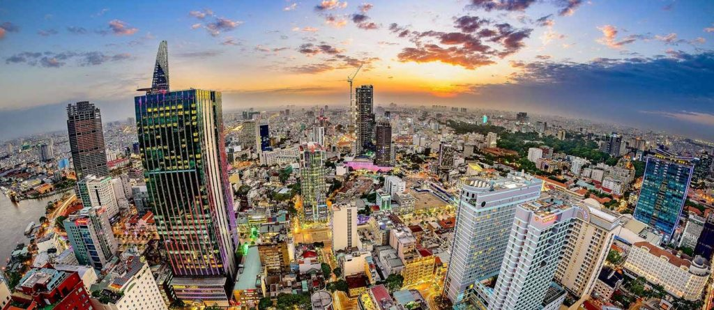 Ho Chi Minh City - one of the best places to live in Vietnam for expats