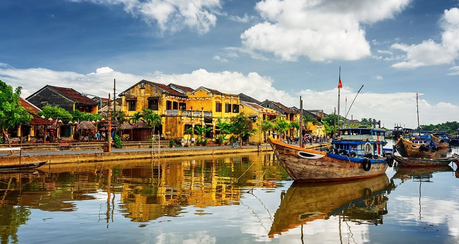 Hoi An - A peaceful place to enjoy your retirement - Retire in Vietnam