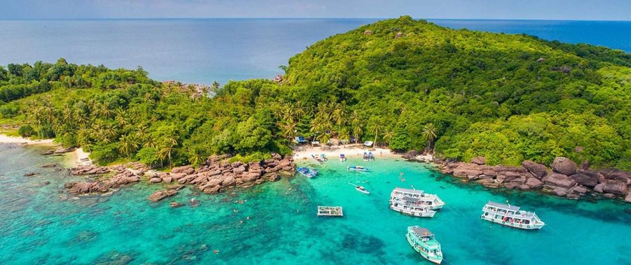 Phu Quoc - a Paradise for foreigners to retire in Vietnam