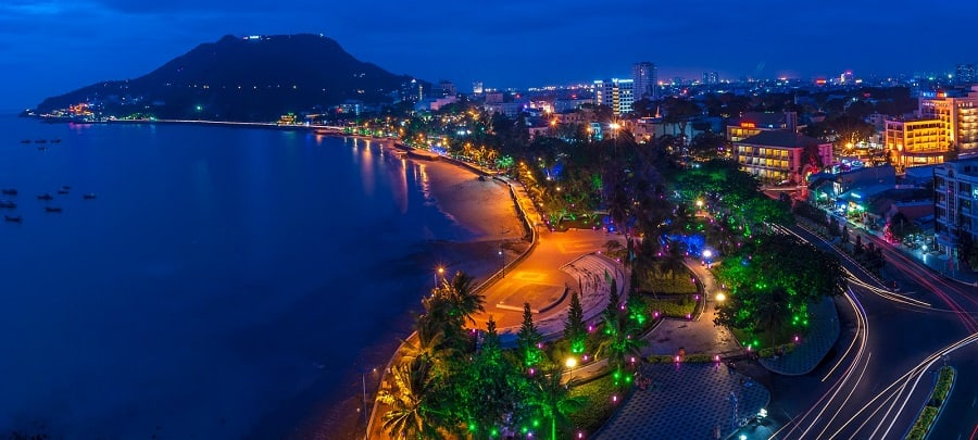 Vung Tau - Beautiful place to live in Vietnam as expat