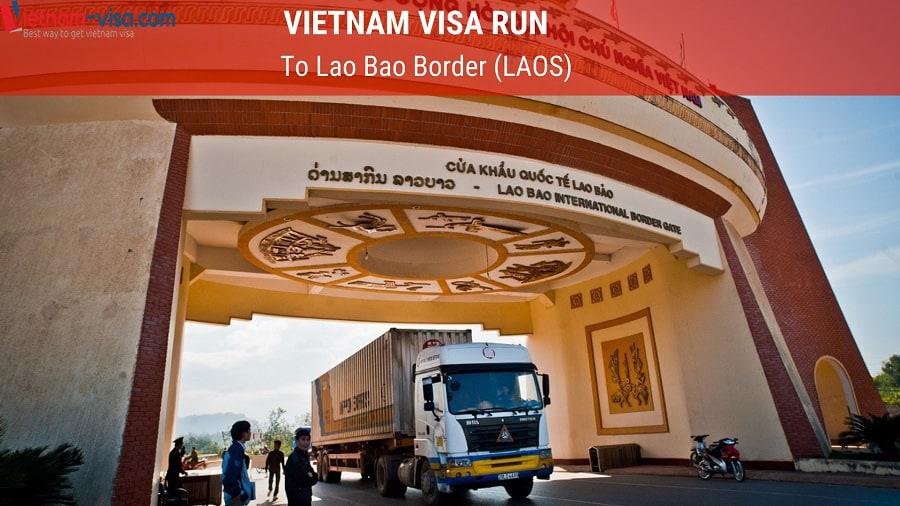 Lao Bao visa run - Vietnam visa run to Laos