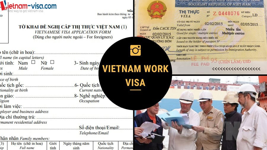 Vietnam Work Visa – All you need to know